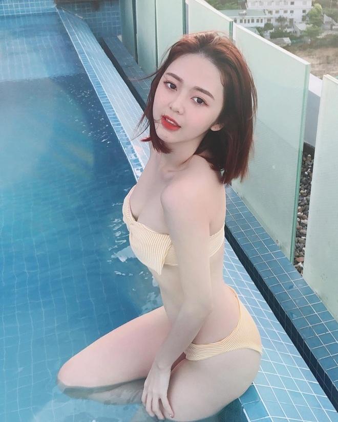 Ban gai tin don xinh dep, nghien khoe eo thon cua Trinh Thang Binh hinh anh 8