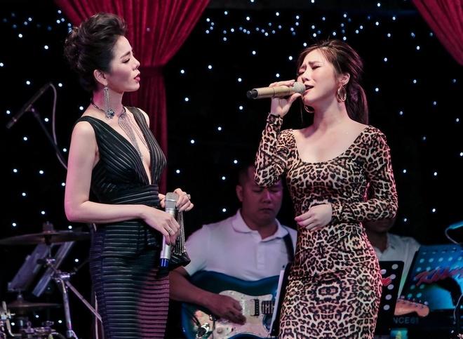 Le Quyen lan dau song ca Huong Tram hit 'Giac mo co that' mung tuoi 38 hinh anh 1