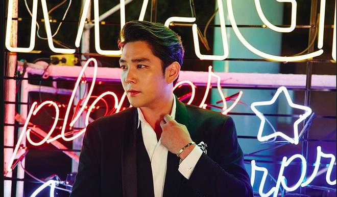 Thanh vien Super Junior phan hoi tin dinh liu ca si chat sex benh hoan hinh anh 1