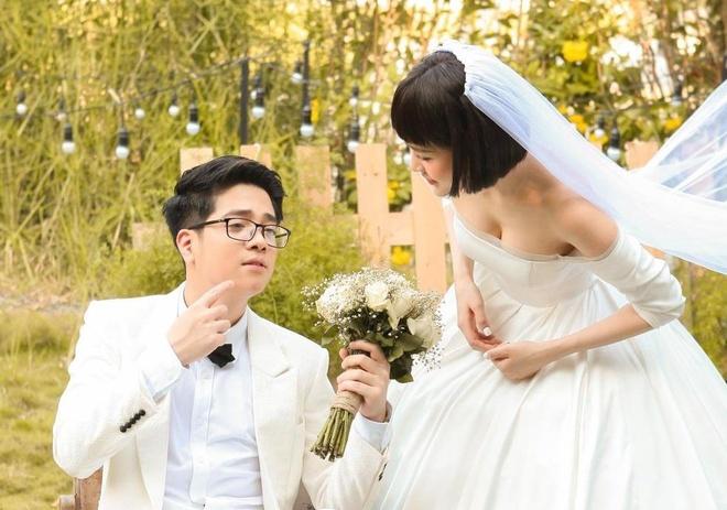 Hien Ho, Bui Anh Tuan ngot ngao trong lan dau ket hop hinh anh