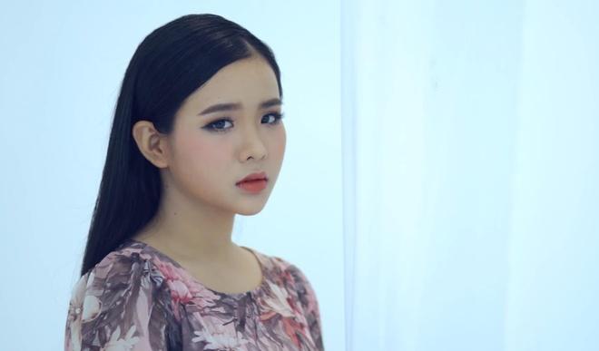 'Thien than bolero' Quynh Trang hat ngot ca khuc do Manh Quynh tang hinh anh 1