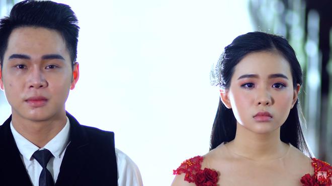 Quynh Trang hat ca khuc do Manh Quynh sang tac hinh anh
