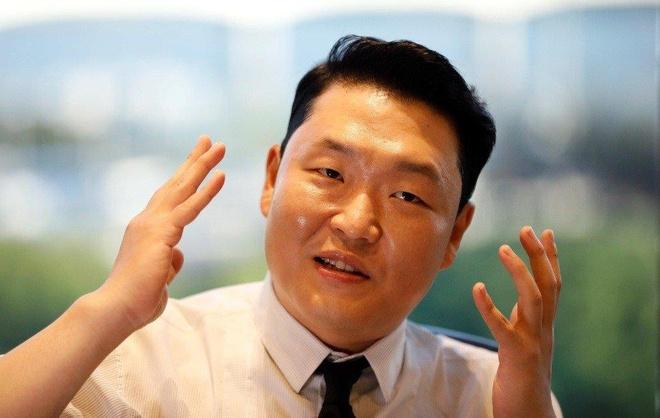 PSY phu nhan dinh liu nghi an moi gioi mai dam cua ong chu YG hinh anh 1