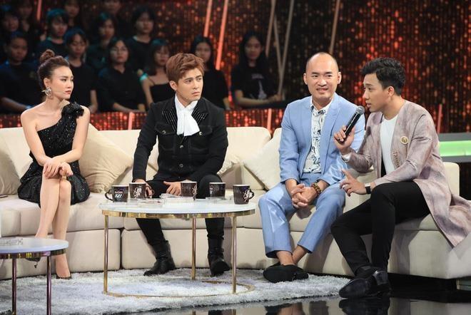 Trấn Thành liên tục 'dìm hàng' Gin Tuấn Kiệt trên sóng truyền hình
