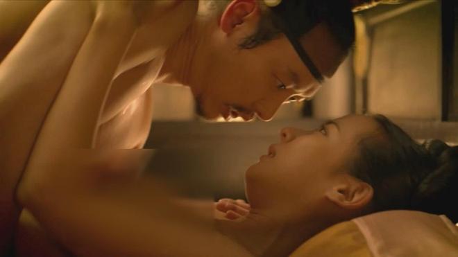 canh sex cua Jo Yeo Jeong anh 5