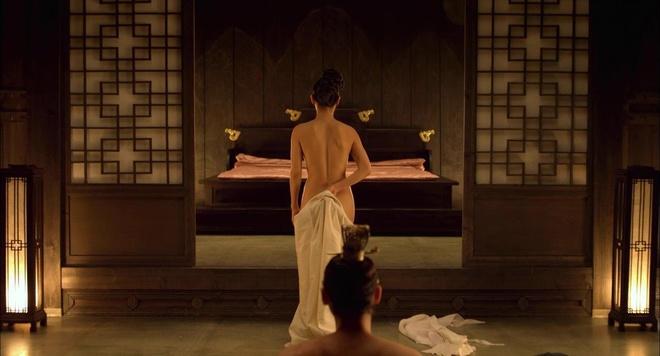 canh sex cua Jo Yeo Jeong anh 4