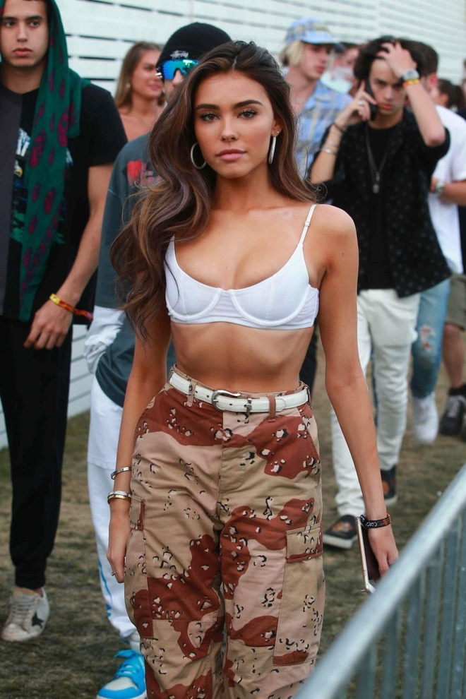 Son Tung M-TP Madison Beer anh 4