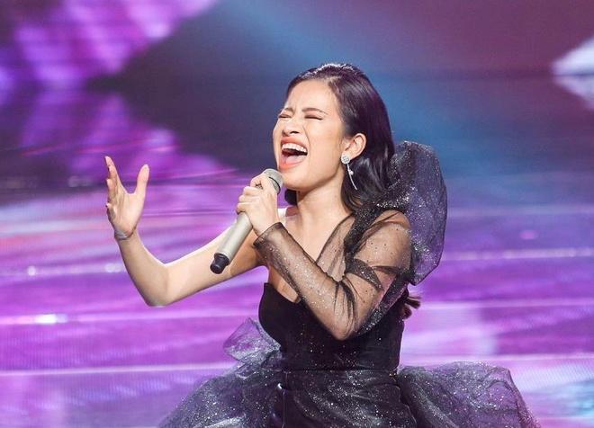 Lam Bao Ngoc khoe giong noi luc voi ca khuc cua Thu Minh hinh anh