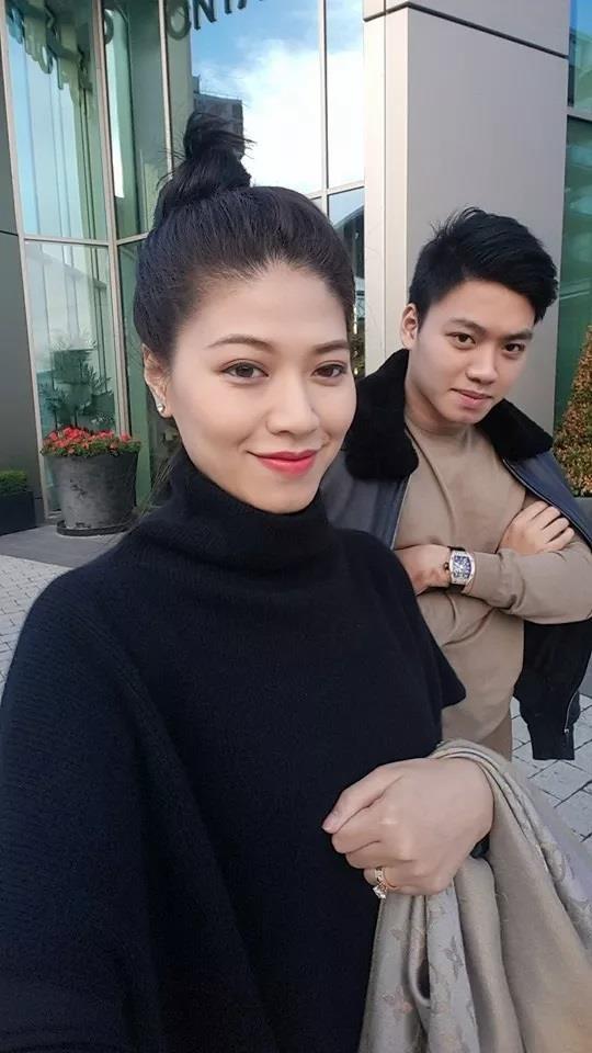Tinh truong cap ke dan nguoi dep showbiz cua em trai BTV Ngoc Trinh hinh anh 2