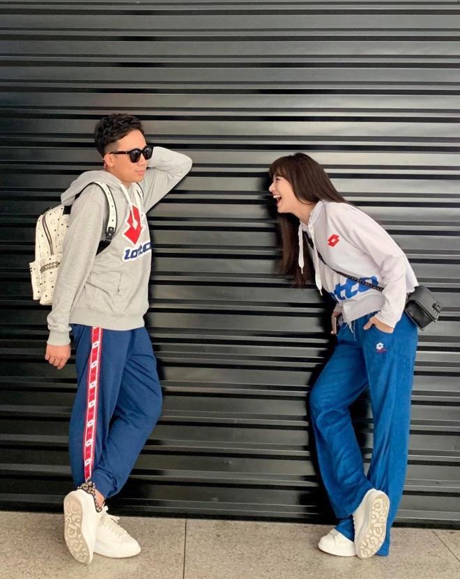 Anh doi thuong ngot ngao cua Tran Thanh va Hari Won hinh anh 8