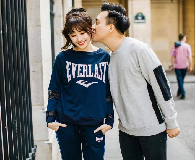 Anh doi thuong ngot ngao cua Tran Thanh va Hari Won hinh anh 6