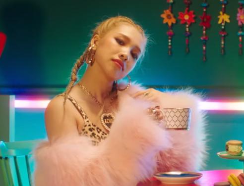 Z-Girls tro lai voi MV 'Streets of Gold' co giai dieu bat tai hinh anh