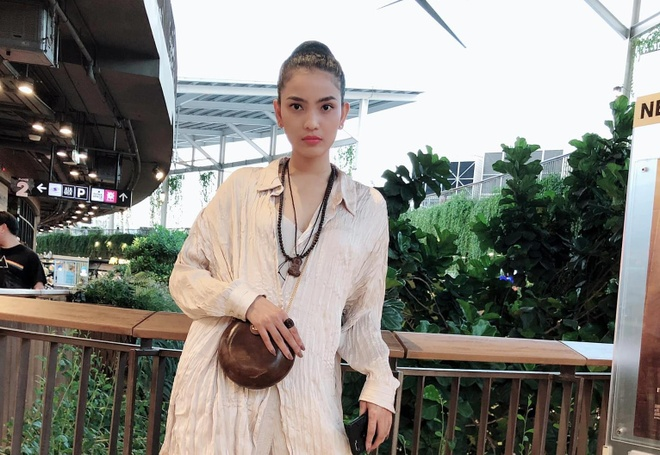 Tieu Vy, H'Hen Nie va dan hoa hau, a hau la fan cuong Son Tung M-TP hinh anh 7