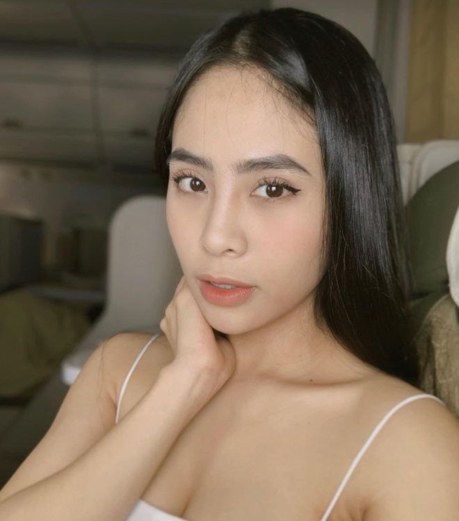 Ca nuong Kieu Anh dang anh dien bikini khoe vong mot 90 cm hinh anh 7