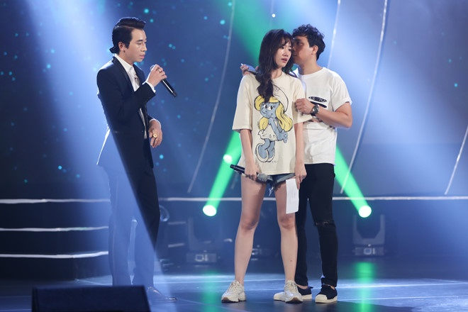 Tran Thanh ghen vi Hari Won hop tac voi tai tu Han Quoc hinh anh 9