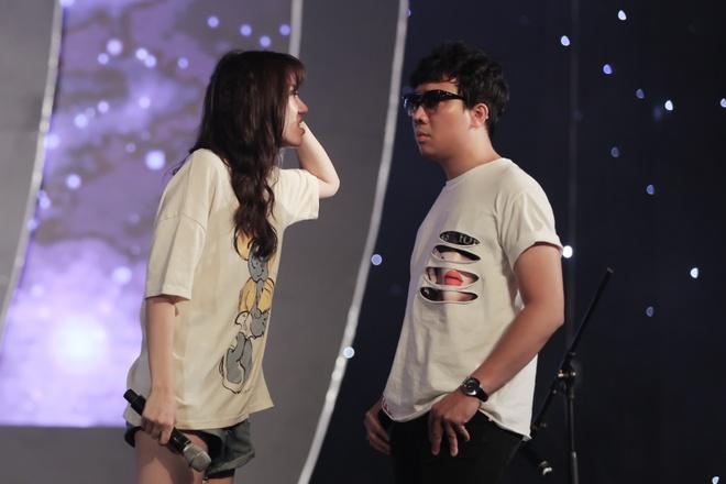 Tran Thanh ghen vi Hari Won hop tac voi tai tu Han Quoc hinh anh 1