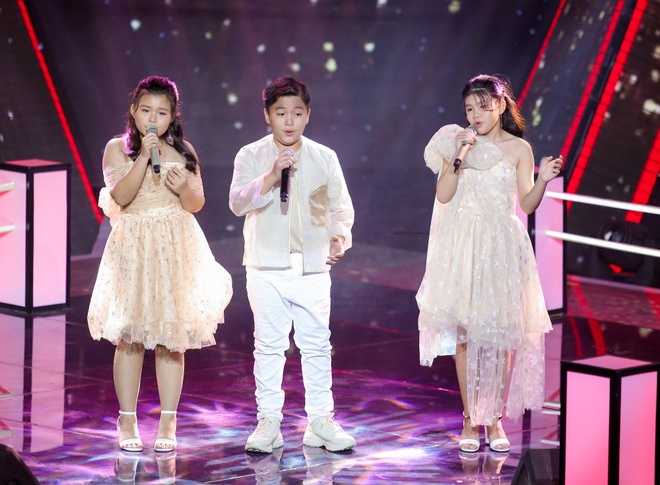 huong giang the voice kids anh 1
