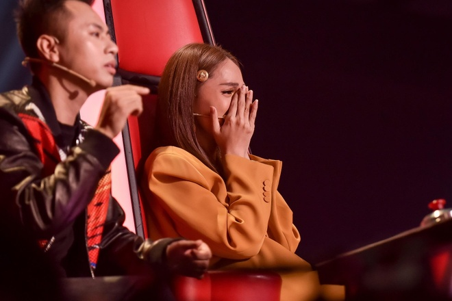 huong giang the voice kids anh 2