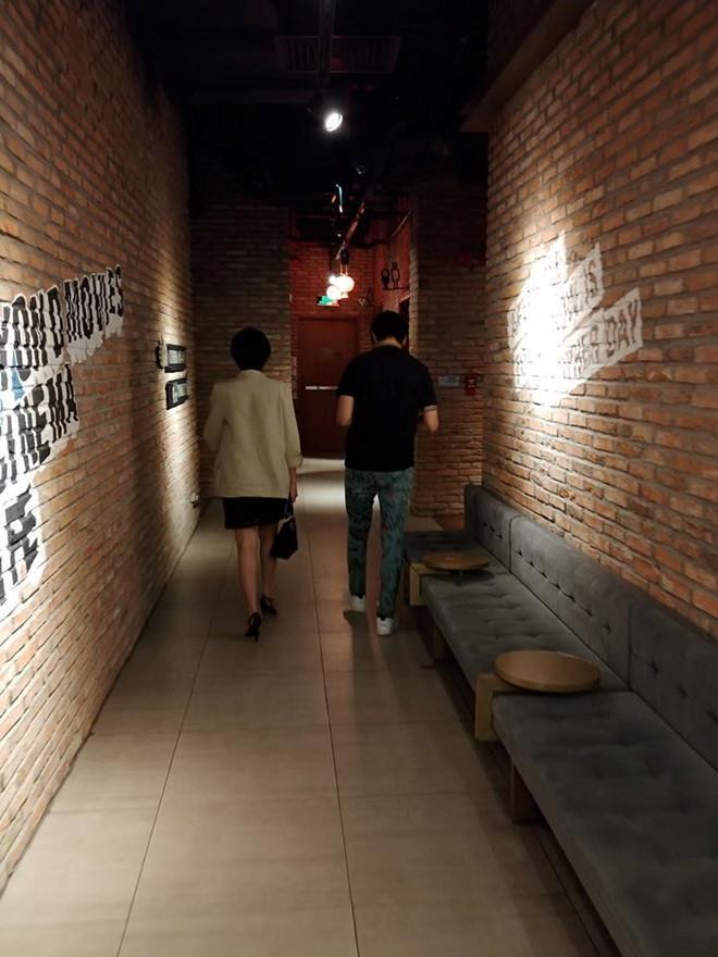 Phan ung cua phia Dam Phuong Linh ve anh di xem phim voi Tim hinh anh 1