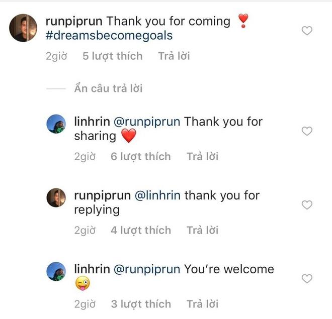 Phillip Nguyen - Linh Rin viet loi ngot ngao cho nhau tren mang xa hoi hinh anh 1