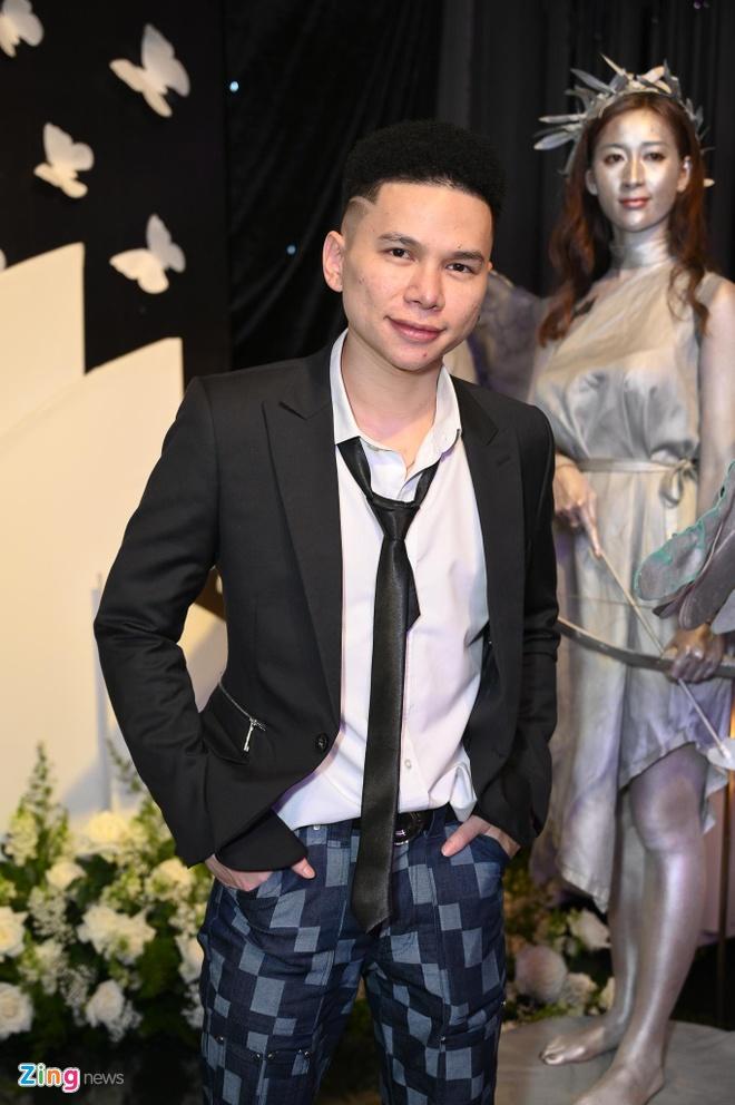 HKT, Khanh Phuong du le cuoi ca si Lam Chan Khang hinh anh 12