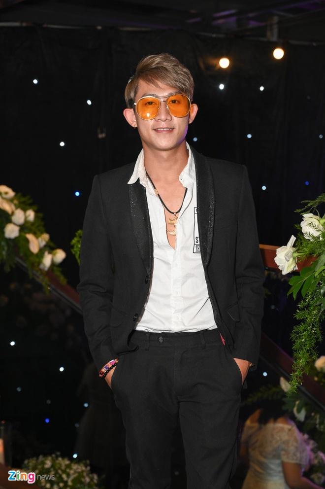 HKT, Khanh Phuong du le cuoi ca si Lam Chan Khang hinh anh 13