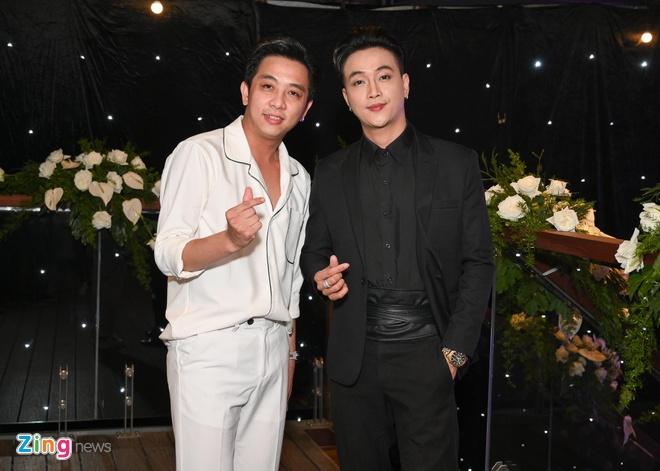 HKT, Khanh Phuong du le cuoi ca si Lam Chan Khang hinh anh 14