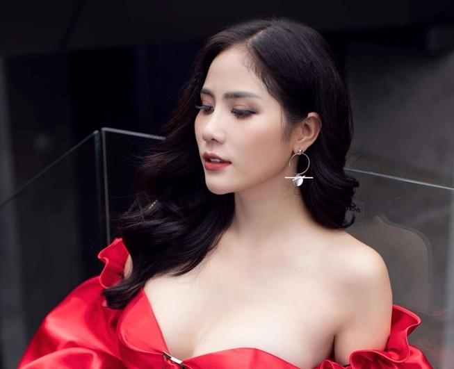 Hoang Hanh dai dien Viet Nam thi Hoa hau Trai Dat 2019 hinh anh 2
