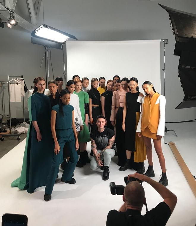 New York Fashion Week 2020 anh 1
