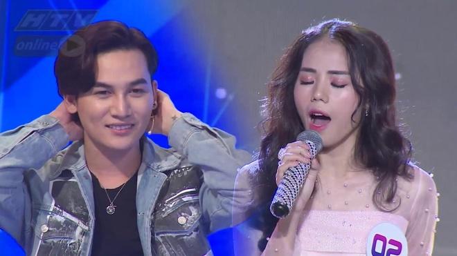 Hiện tượng cover Hương Ly lần đầu hát trên sóng truyền hình