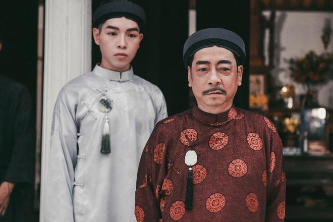 'Nguoi phan xu' Hoang Dung vao vai Ba Kien trong MV cua Duc Phuc hinh anh 1