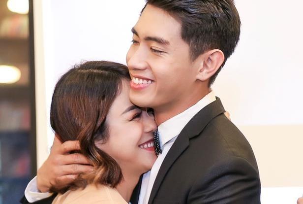 Thai Trinh bo ve khi xem MV co Quang Dang dong chinh hinh anh