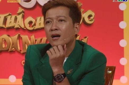 Truong Giang cuoi guong khi bi thi sinh Thach thuc danh hai che hinh anh