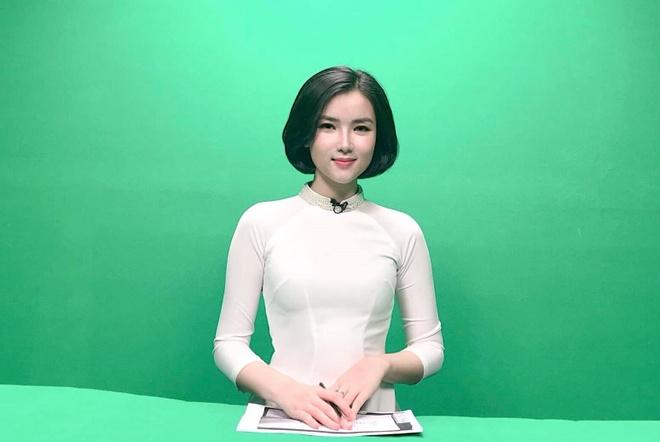 Nhan sac ban gai MC cua thu mon Bui Tien Dung hinh anh 6