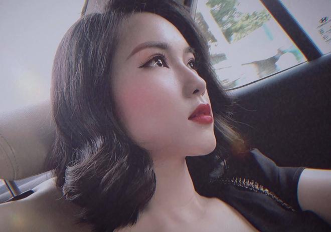 Nhan sac ban gai MC cua thu mon Bui Tien Dung hinh anh 5