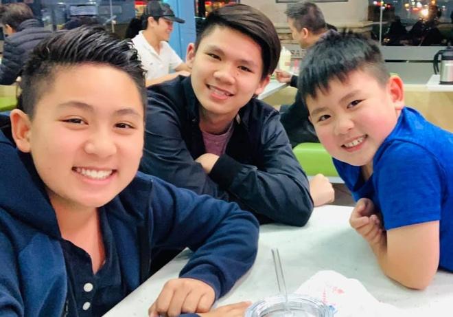 Ba con trai cua Bang Kieu va vo cu Trizzie Phuong Trinh hinh anh 10
