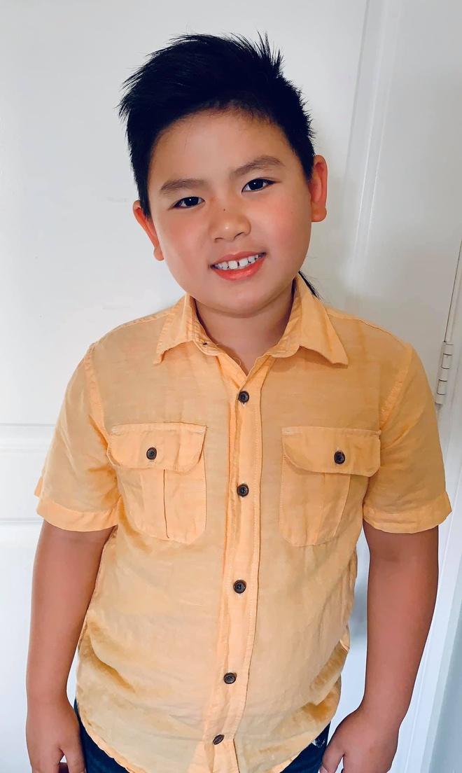 Ba con trai cua Bang Kieu va vo cu Trizzie Phuong Trinh hinh anh 7
