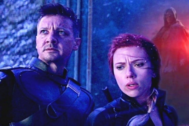 Cai chet cua Black Widow o 'Avengers: Endgame' suyt nua da khac hinh anh 1