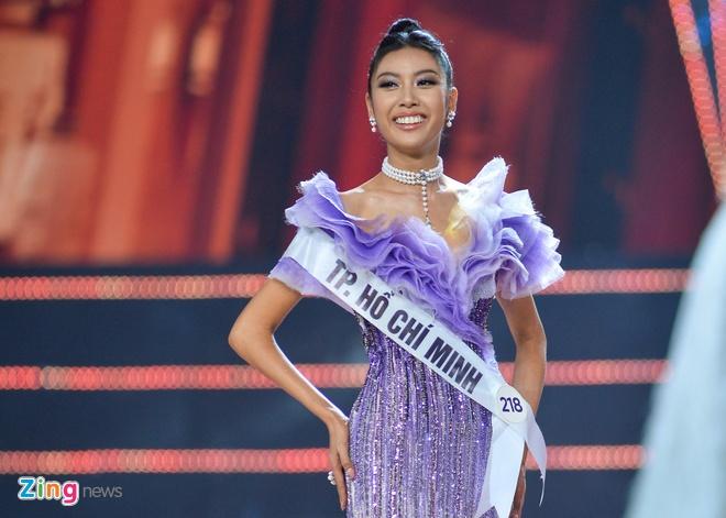 Nguyen Tran Khanh Van dang quang Hoa hau Hoan vu Viet Nam 2019 hinh anh 28