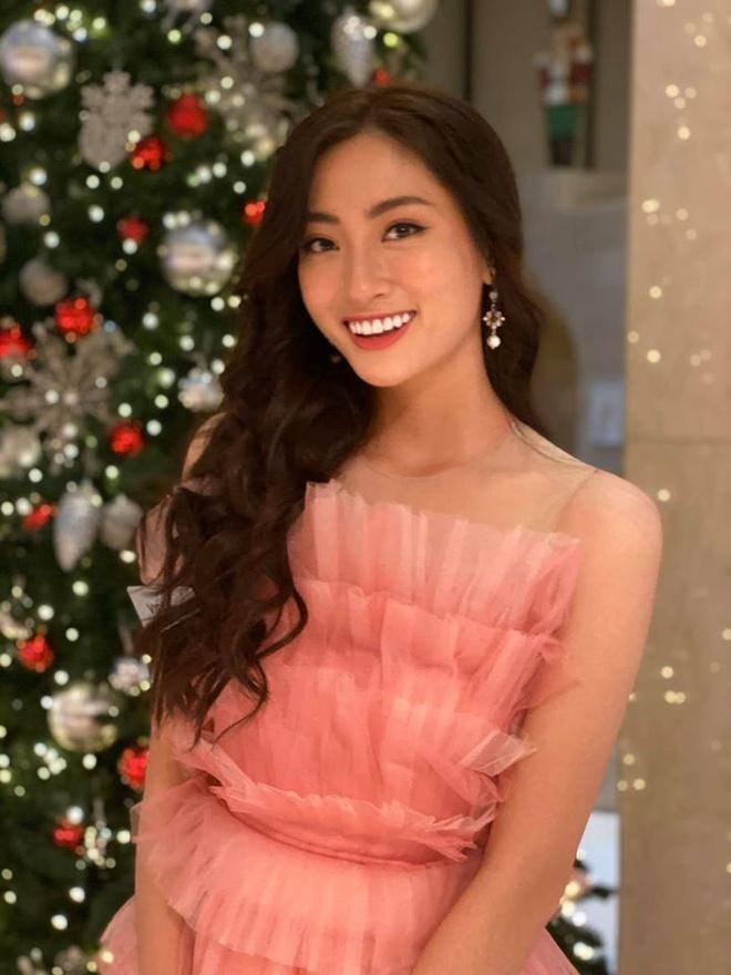 Luong Thuy Linh Hoa hau the gioi anh 1