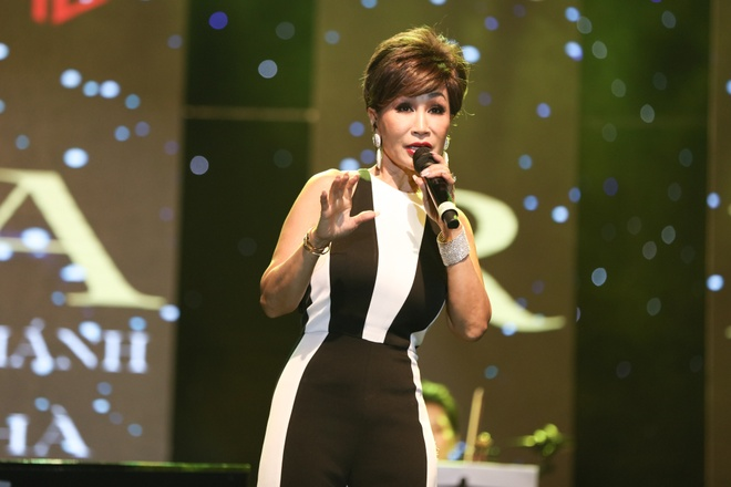 Diva Han Quoc quy goi hat Thanh ca trong live show o TP.HCM hinh anh 9 BIL_2936.jpg