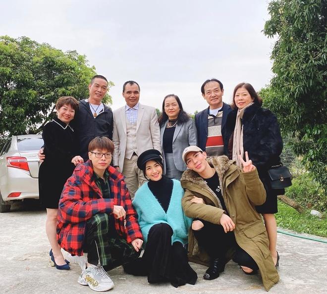 Gia dinh Hoa dam but hoi ngo, vo chong Cuong Do La du lich My hinh anh 1 015bf676_4fad_451d_a3ce_d8235fea08d2.jpg