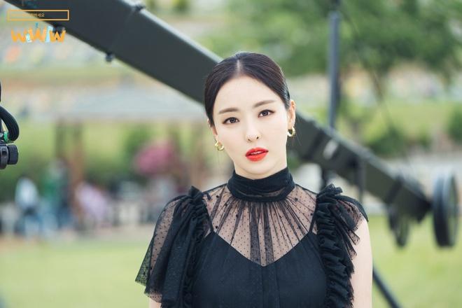 Lee Da Hee -nữ diễn viên trong danh sách nghệ sĩ mà tài khoản Cho Joo Bin