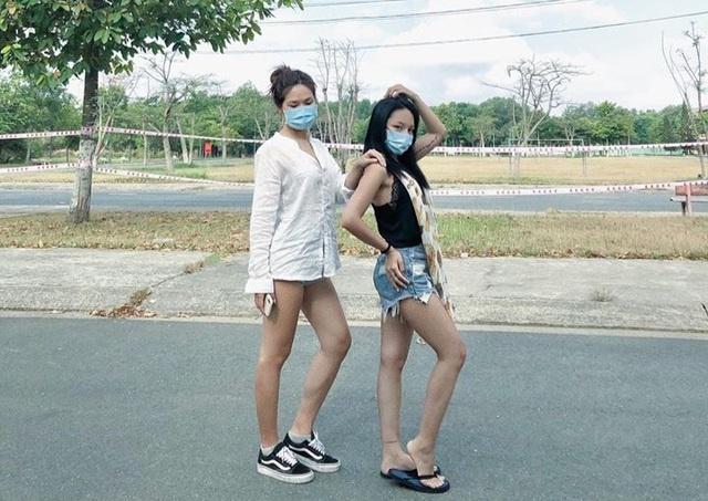 Vu Thao My: 'Khong nen dua nhieu do vao khu cach ly' hinh anh 3 vuthaomy_9_1584853548350.jpeg