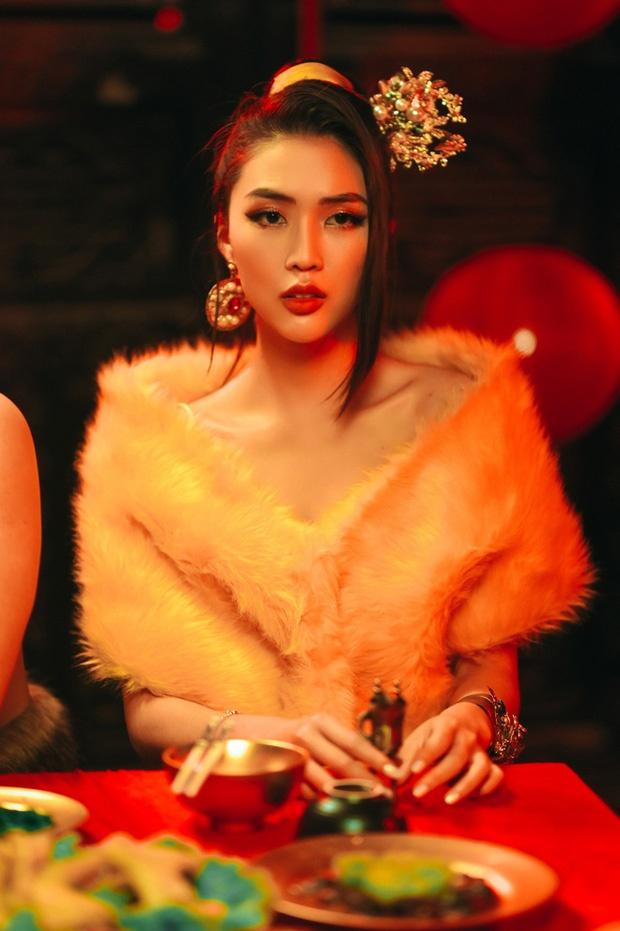 Tuong Linh bi to dua hoi K-ICM anh 1