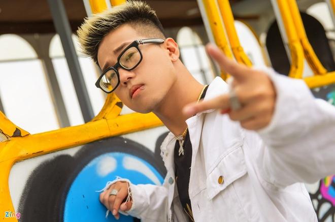 RichChoi thi Rap Viet anh 1