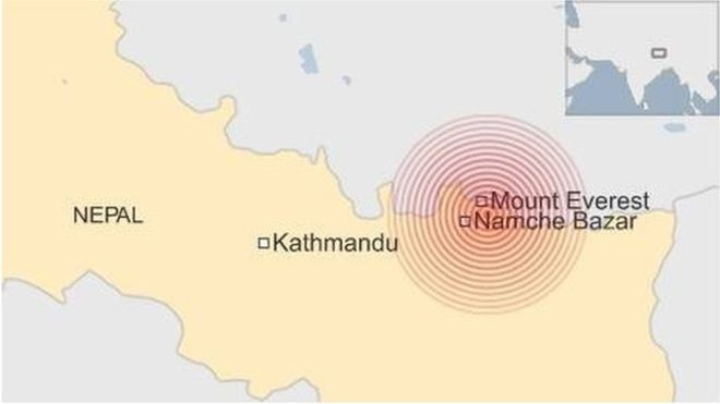 68 nguoi chet sau dong dat 7,3 do Richter o Nepal hinh anh 2