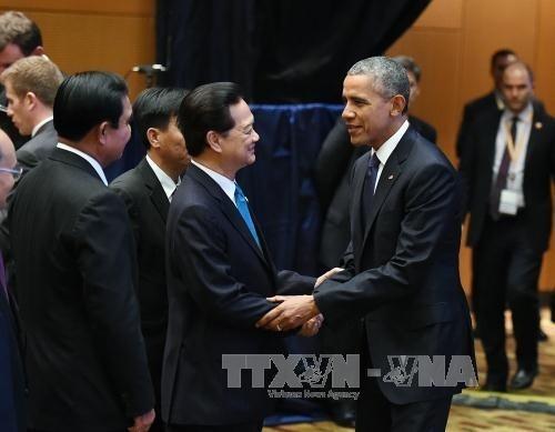 Tong thong Obama nhan loi tham Viet Nam hinh anh 1