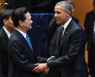 Tong thong Obama nhan loi tham Viet Nam hinh anh