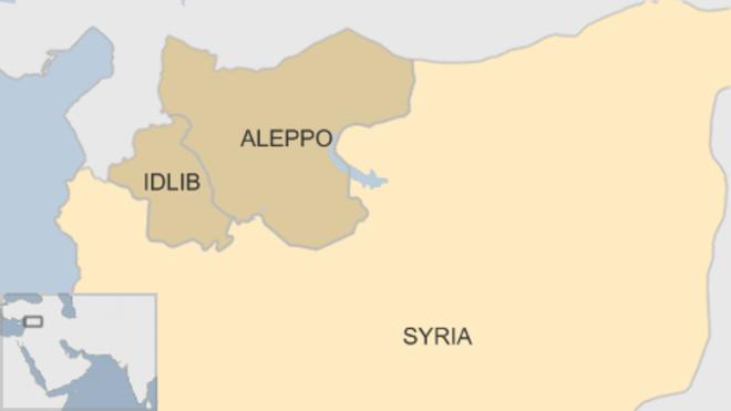 Truc thang Nga bi ban roi o Syria, 5 nguoi chet hinh anh 2